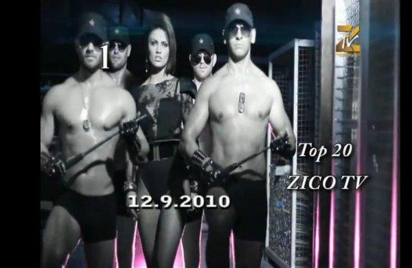 Shkune tune nr. 1 ne toplisten e ZICO TV