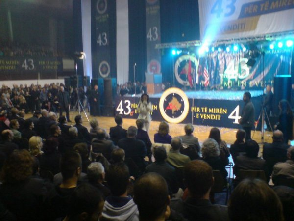 Genta Ismajli - AAK, Gjilan