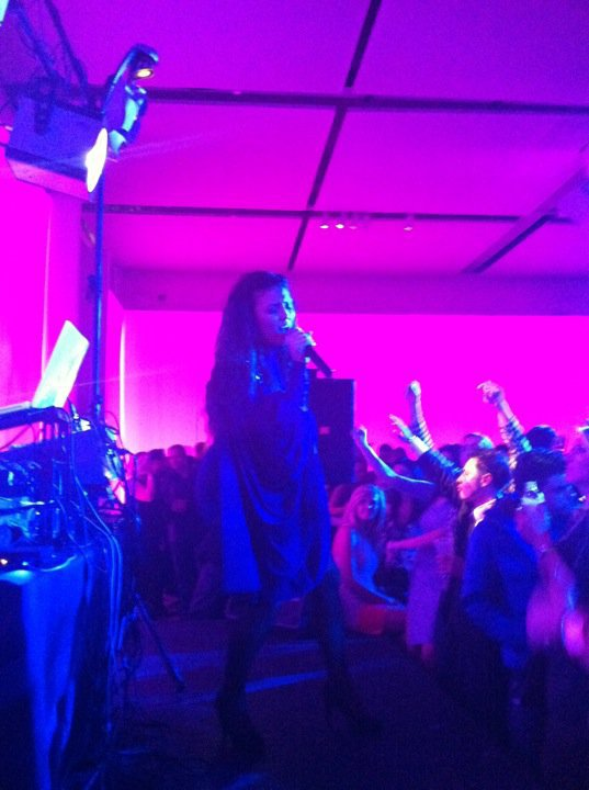 Genta Ismajli - Concert ne New York - 24.12.10