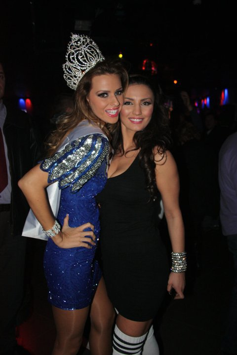 Aferdita Dreshaj & Genta Ismajli - After Party Miss Universe / E Shtune 15.01.2011