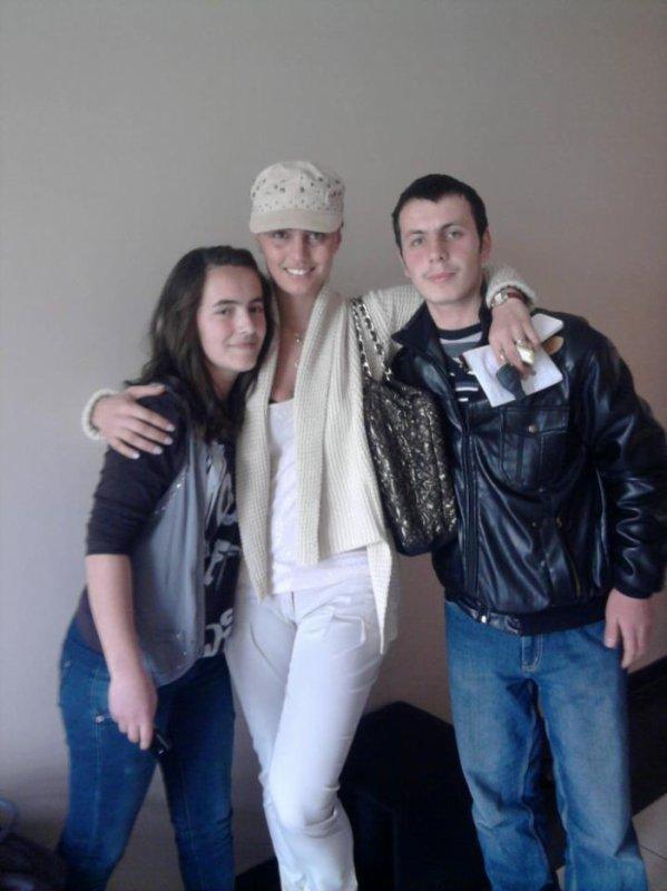 Genta Ismajli - Foto me fansa