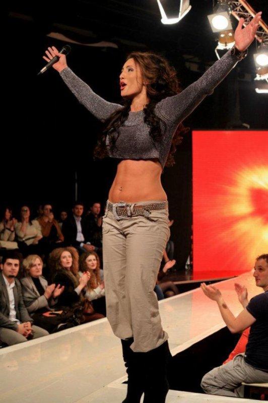Genta Ismajli - Kosova Fashion Week 2012