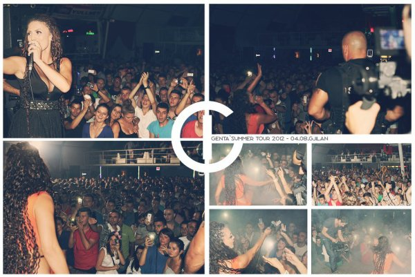 Genta`Summer Tour 2012 (04.08.Gjilan)