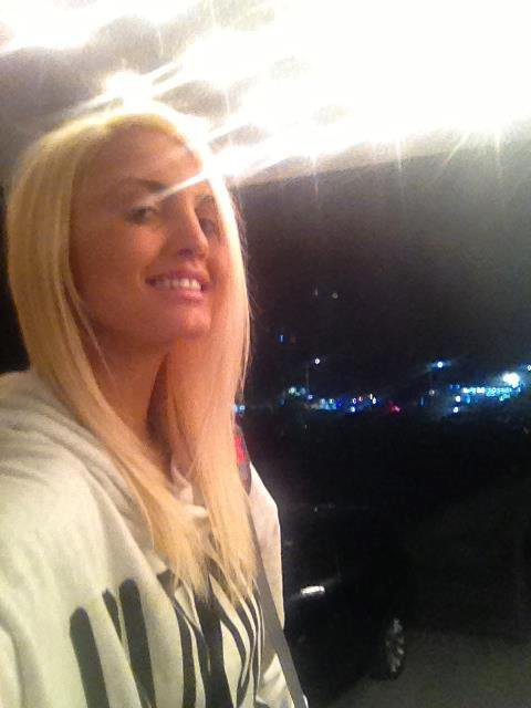 Genta Ismajli - in USA 2012