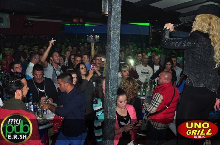 Genta Ismajli - 26.10.2012 - My Pub Prizren