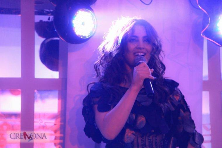 Genta Ismajli - 14/02/2013 - Cremona Club Shkoder