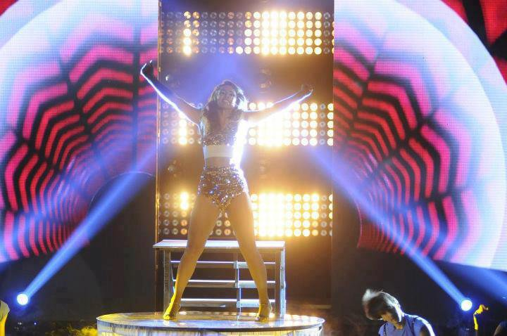Genta Ismajli - X Factor Albania - 2012