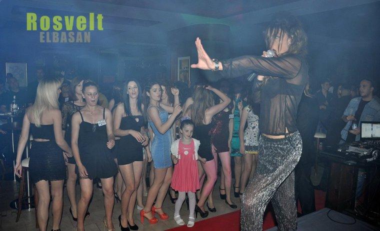 Genta Ismajli - Rosvelt - Elbasan - 02/05/13