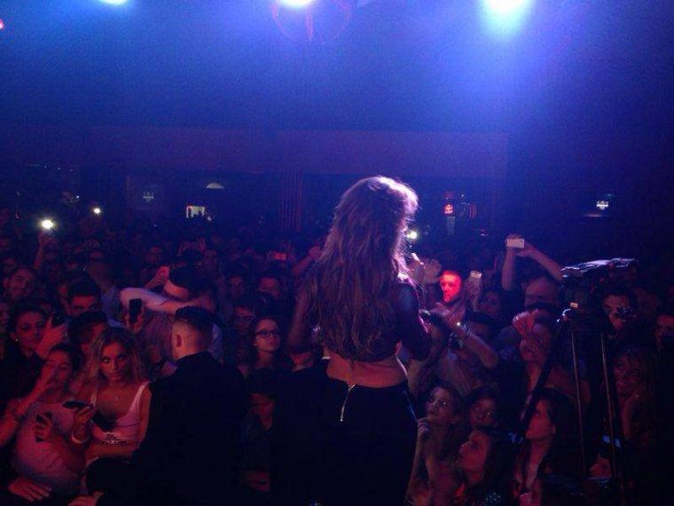 Genta Ismajli - Festa e 28 Nëntorit në Belgjikë, Gjermani dhe Finlandë :)