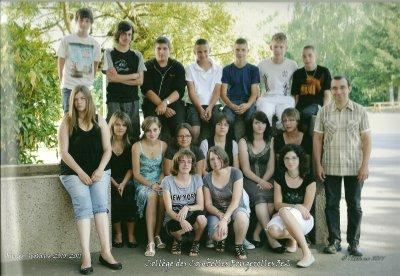 foto de classe 2010-2011