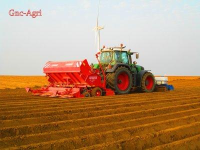 Semi 2011 : Pommes de terre