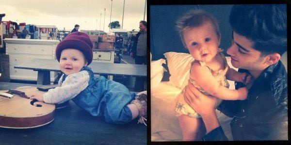 Bébé Lux ♥ #Article34