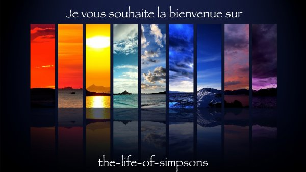 Bienvenue sur the-life-of-simpsons