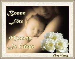 bonne fête ma mère!!!!!