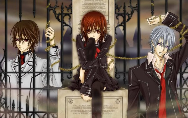 Vampire knight (Guilty)