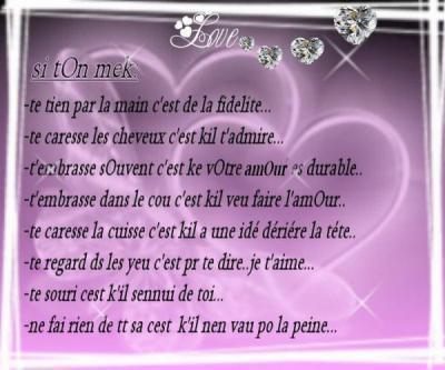 Poeme Moi Mon Homme Et Ma Petite Famille