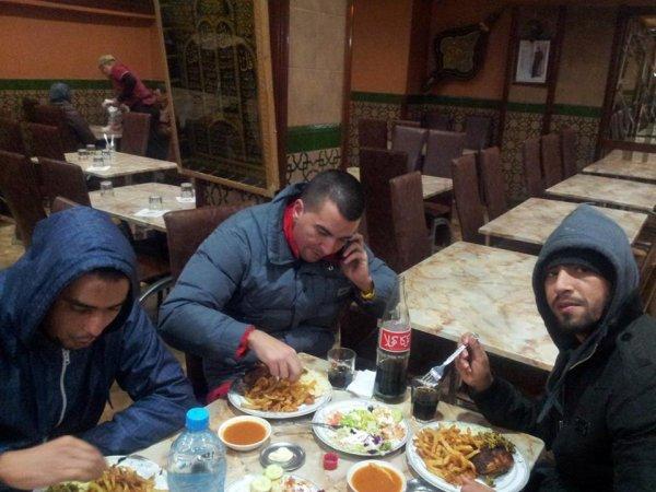 return  a turkish and eat with best friends aladdi. aladdin.nabil