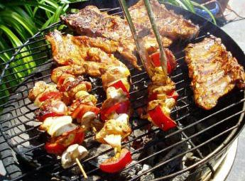 LES BARBECUES