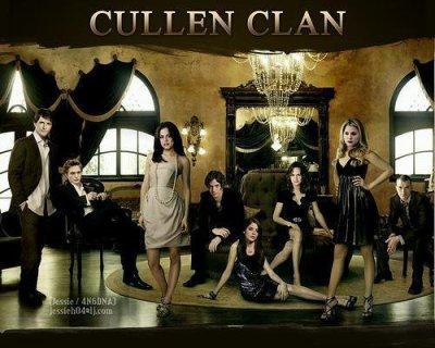 Famille Cullen ♥