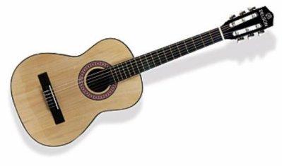 Ma guitare.