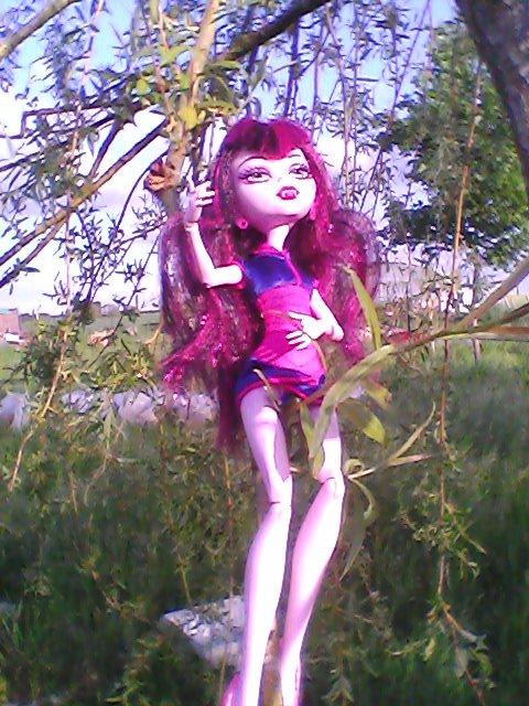 Dans la nature, avec Aqua, Lolita & Jasmine