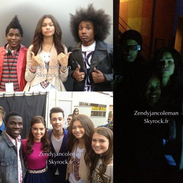 Nouvelles photos Twitter et Mobli de Zendaya !
