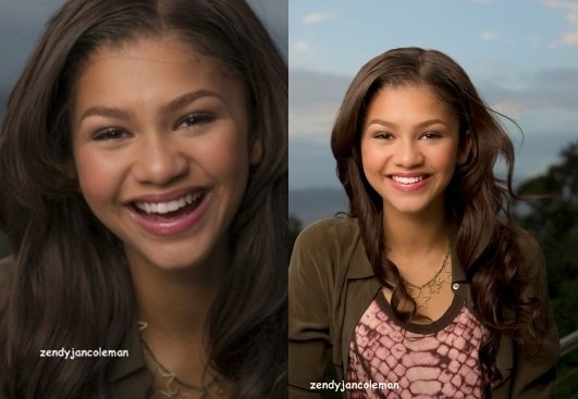 Photoshoot de Zendaya + Photo ...