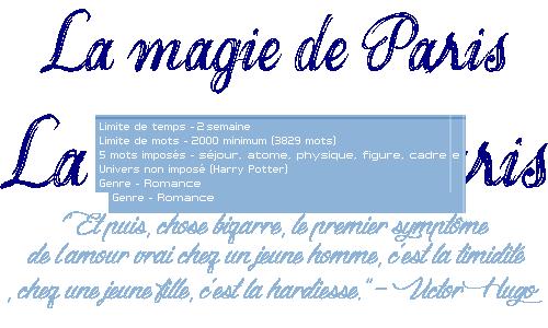 5 - La magie de Paris
