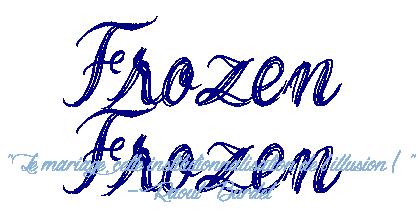 17 - Frozen
