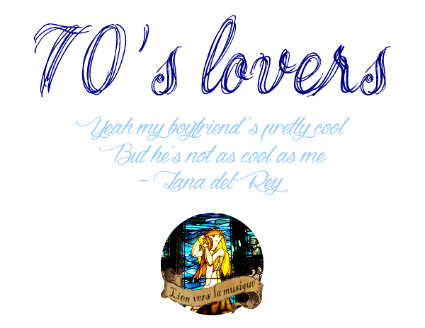 70's Lovers