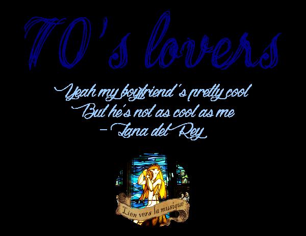 70's Lovers