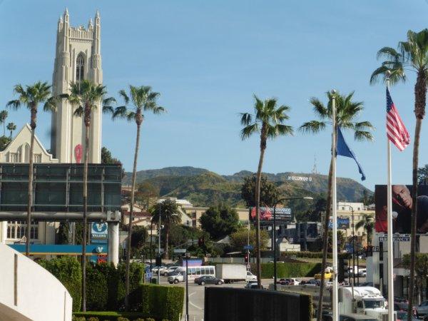 Los Angeles (juste à côté du Hollywood)