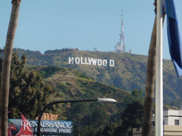 Los Angeles (Hollywood montain)