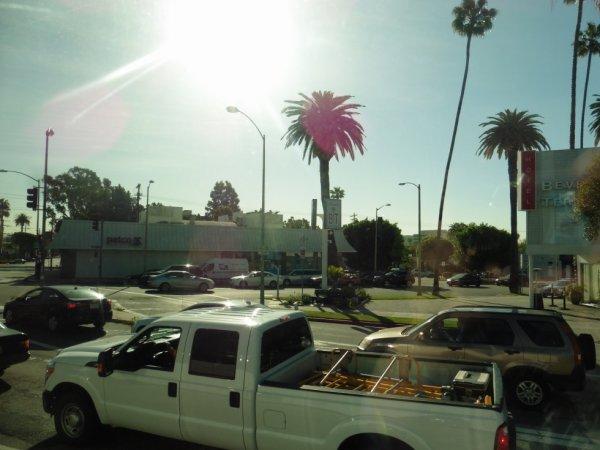 Centre ville Los Angeles (nord)