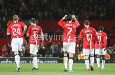 Manchester United Vs Dinamo De Kiev Home Champions League