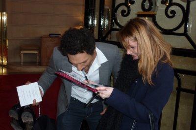 Tomer Sisley - Le 14 janvier 2011 - Paris