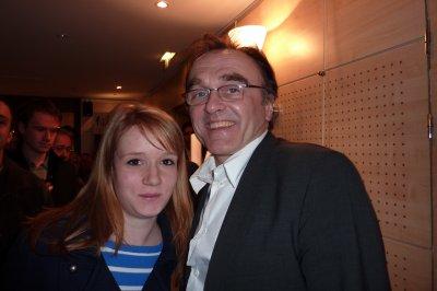 Danny Boyle - Fnac Saint Lazarre - le 17 février 2011