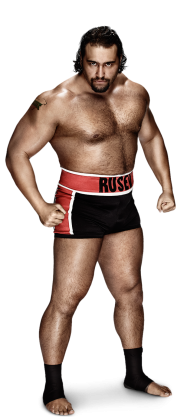 Alexander Rusev