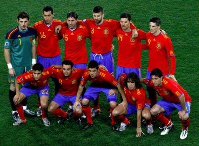 equipo espagnole la forya roja
