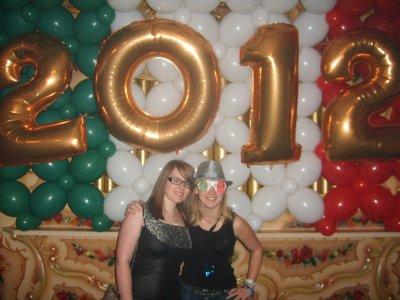 Nouvel An 2011 à L Impact