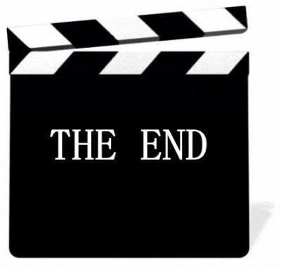 C'est la fin