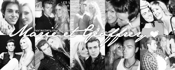 ♥ Marie & Geoffrey, une grande histoire d'amour. ♥