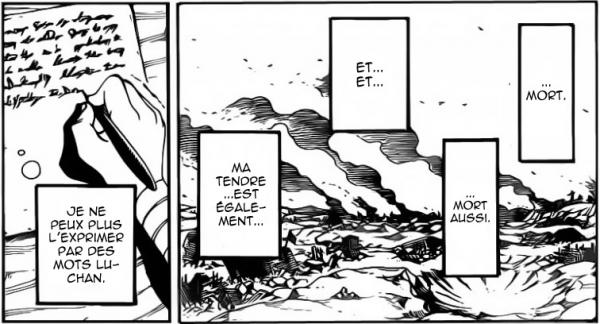 «Fairy Tail est une guilde de vauriens et de barges... Mais ils sont très gentils et chaleureux..»   -Lucy Heartfilia.