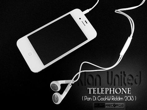 Klan United - Mon Téléphone - Klac Records 2013 (2013)