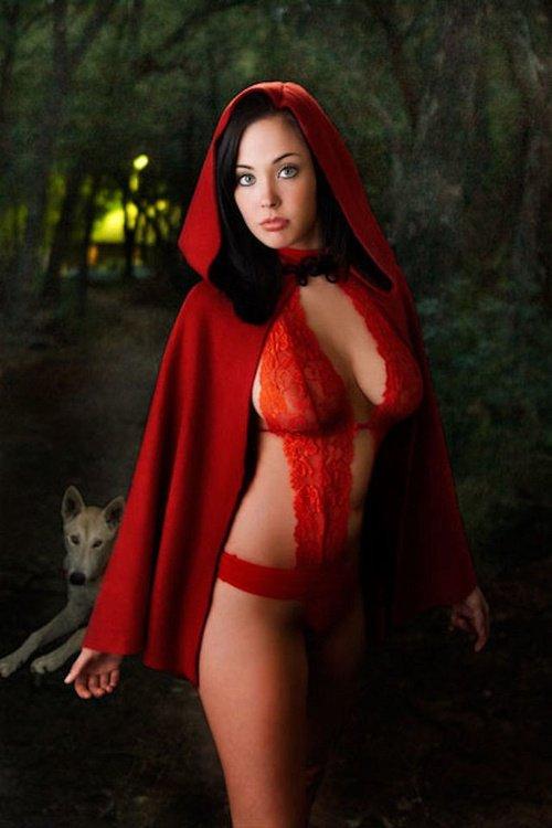 J'aime le rouge