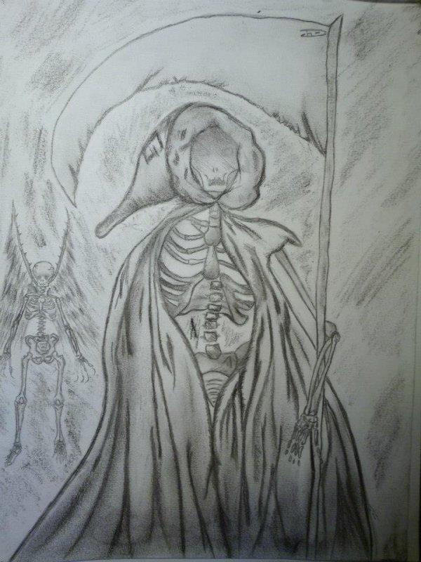 L'ange et la mor