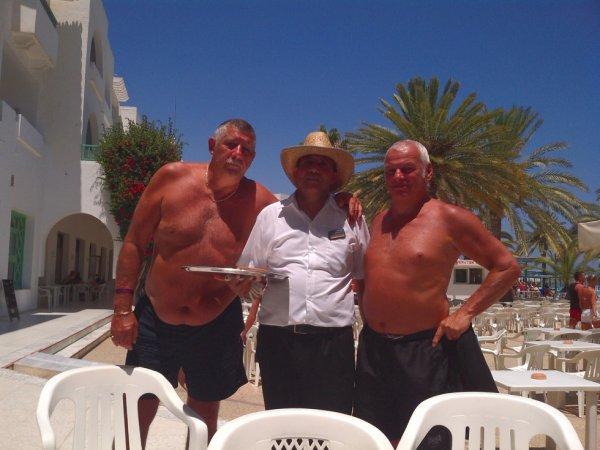 mes premerie vacance tunisie avec mon parein et marenne