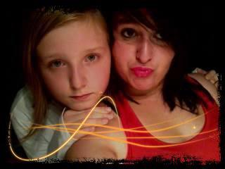 Petite soeur , ma vie , mon Oxygène (l) !