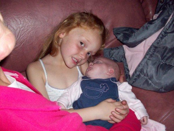 Ma fieule & ma soeur (l) J'vous aime fort (l)