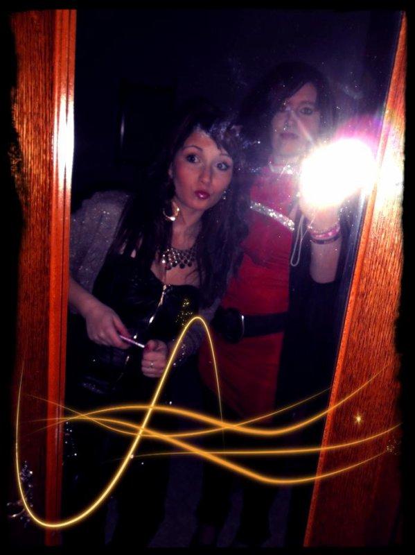 Melissa & moi :$ (l) !